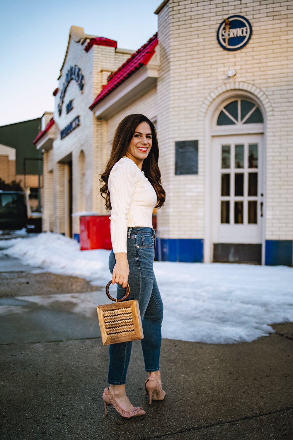 best jeans for muscular petites