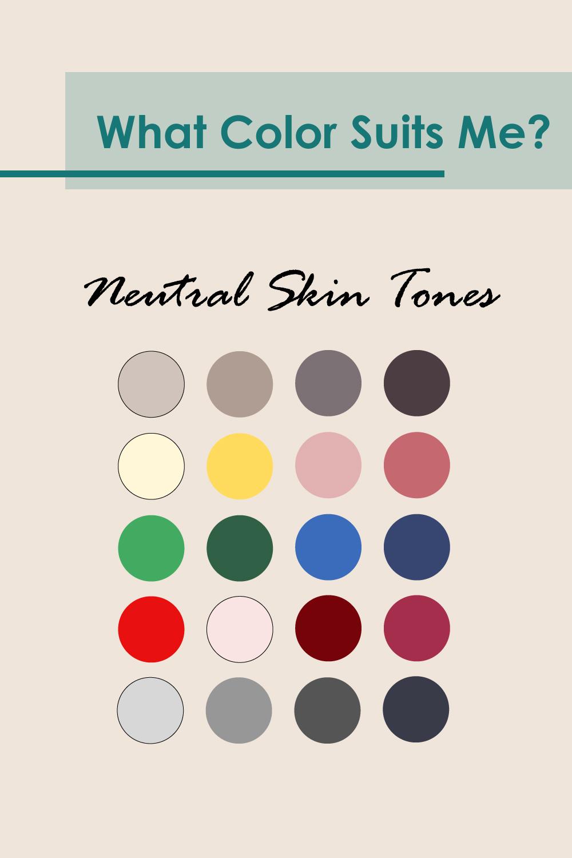 what color suits me